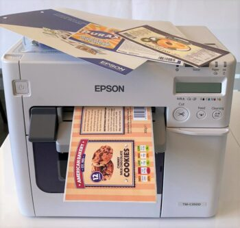Stampante Epson Colorworks C831