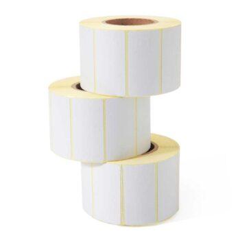 etichette adesive rotolo