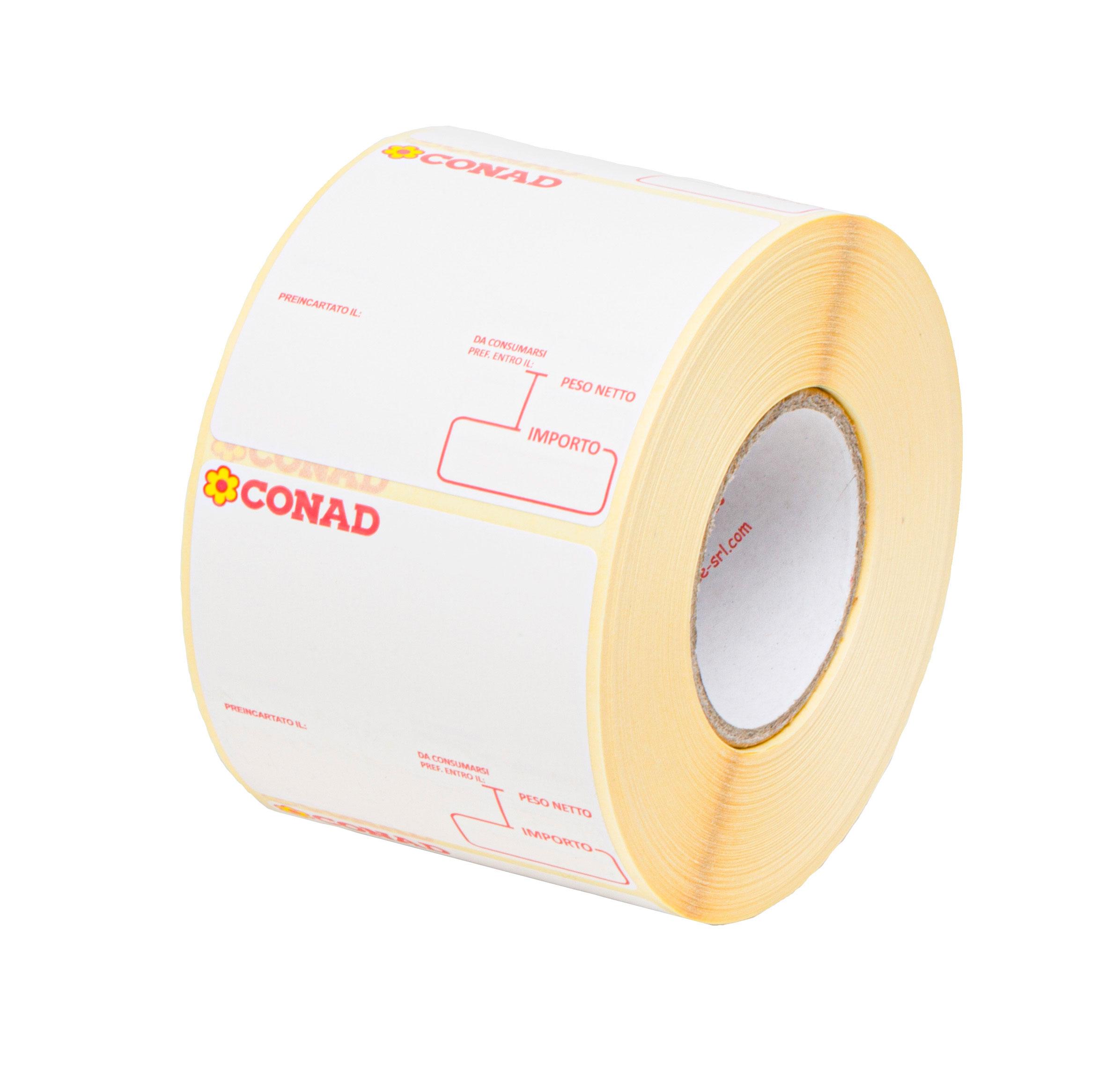 Etichette adesive GDO